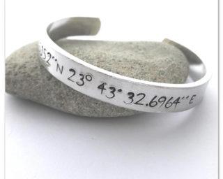 γυναικείο χειροποίητο βραχιόλι, coordinate bracelet